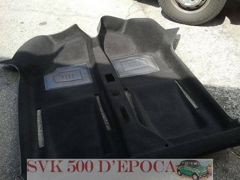 SVK 500 D'EPOCA vendita online TAPPETO MOQUETTE PREFORMATO